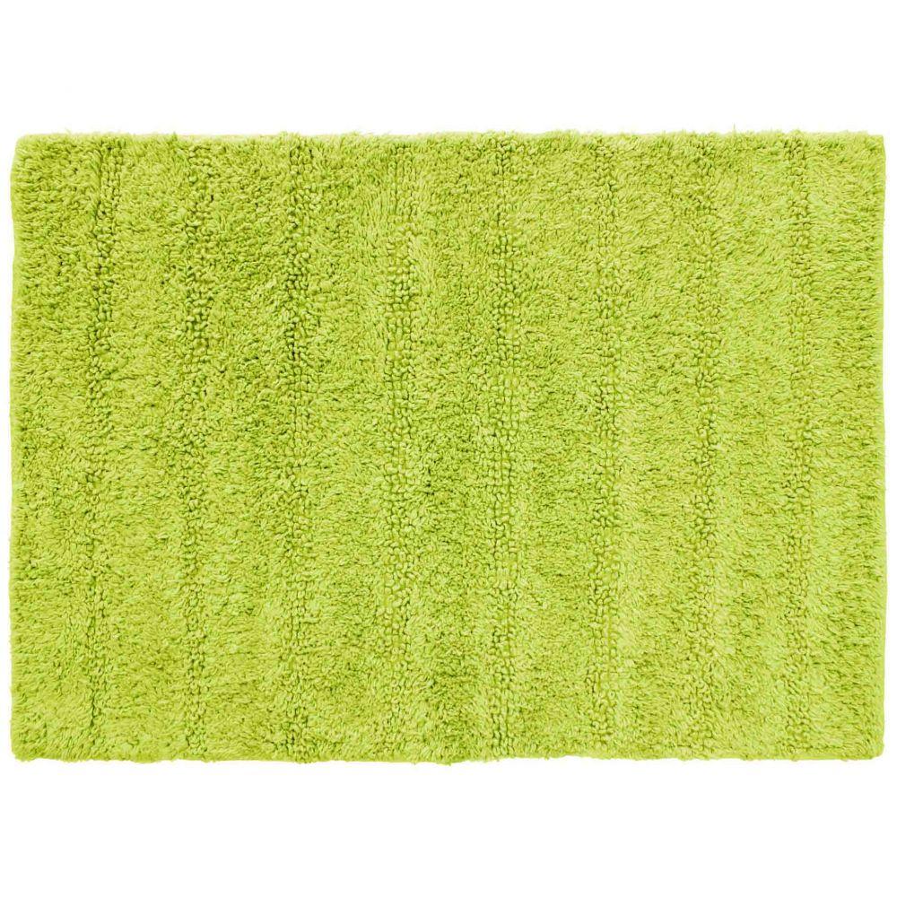 Tapis de bain - 50 x 70 cm - Essencia - Différents coloris : Couleur:Anis