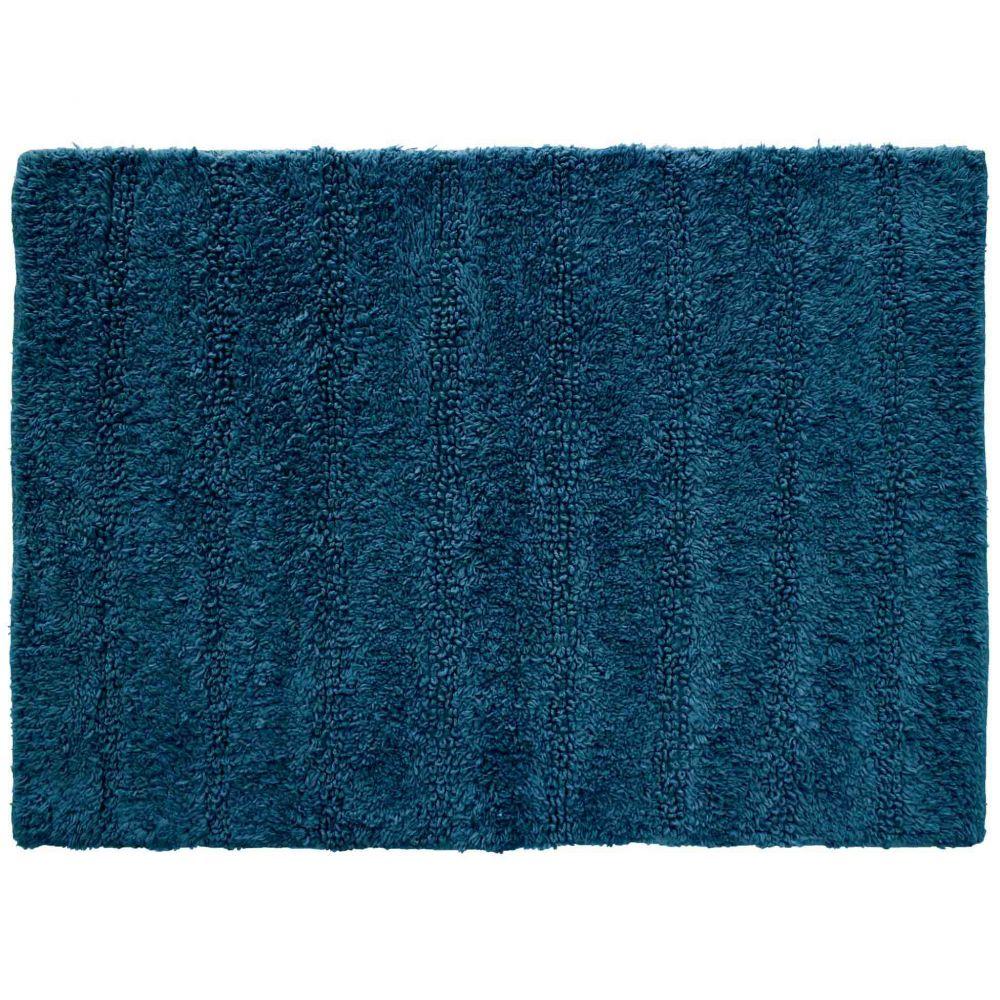 Tapis de bain - 50 x 70 cm - Essencia - Différents coloris : Couleur:Bleu
