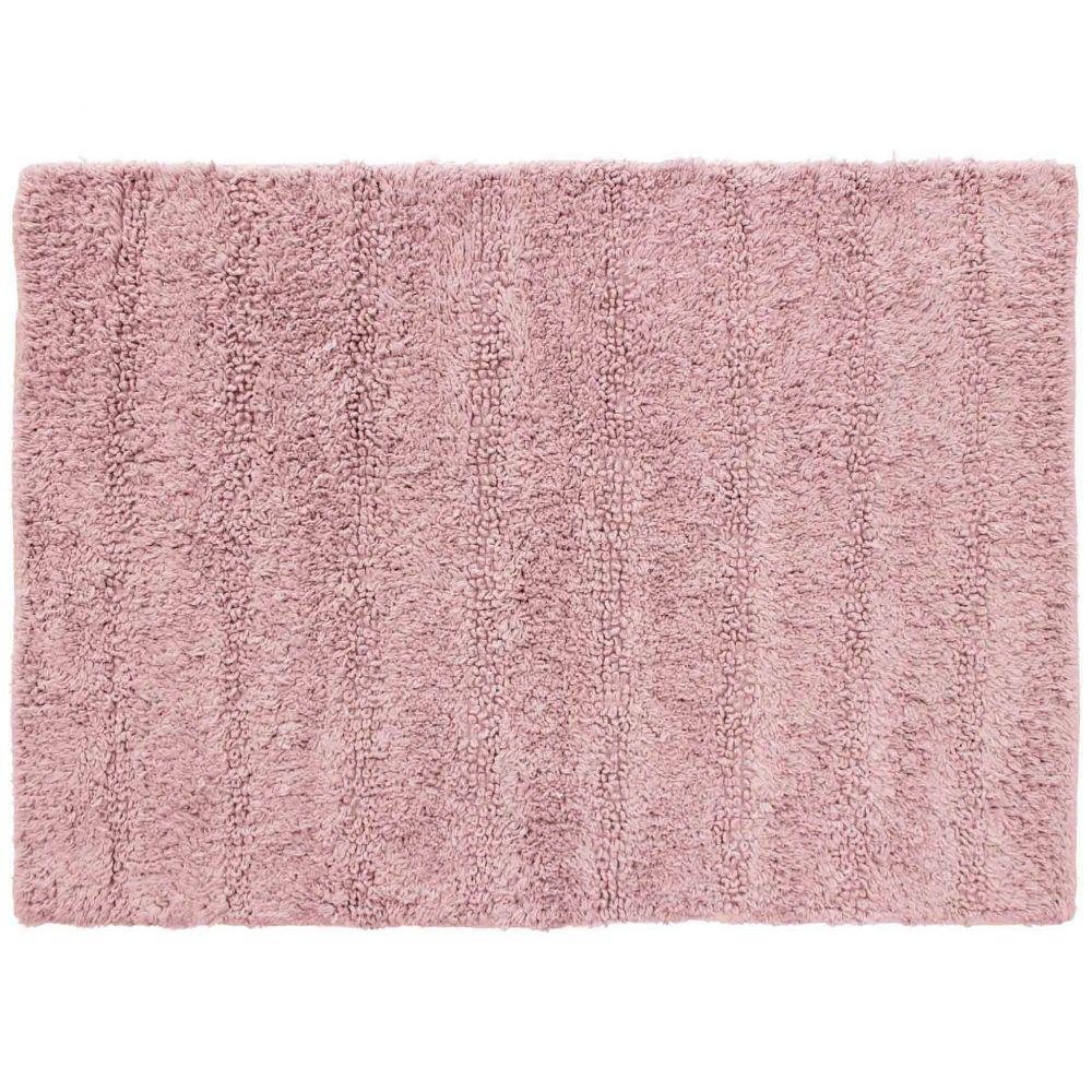 Tapis de bain - 50 x 70 cm - Essencia - Différents coloris : Couleur:Dragée