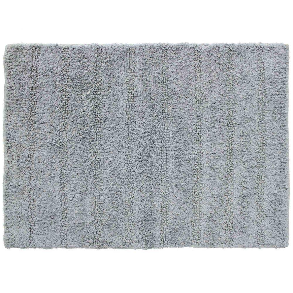 Tapis de bain - 50 x 70 cm - Essencia - Différents coloris : Couleur:Gris