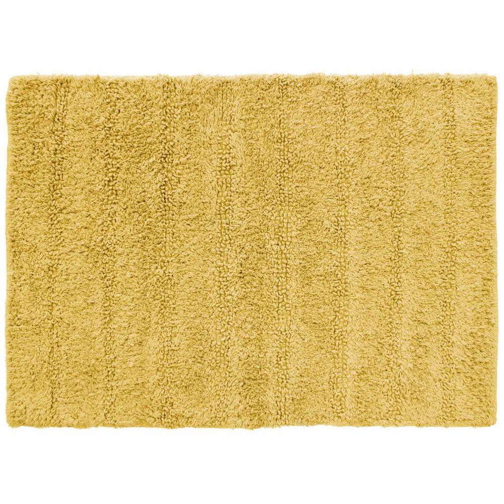 Tapis de bain - 50 x 70 cm - Essencia - Différents coloris : Couleur:Miel