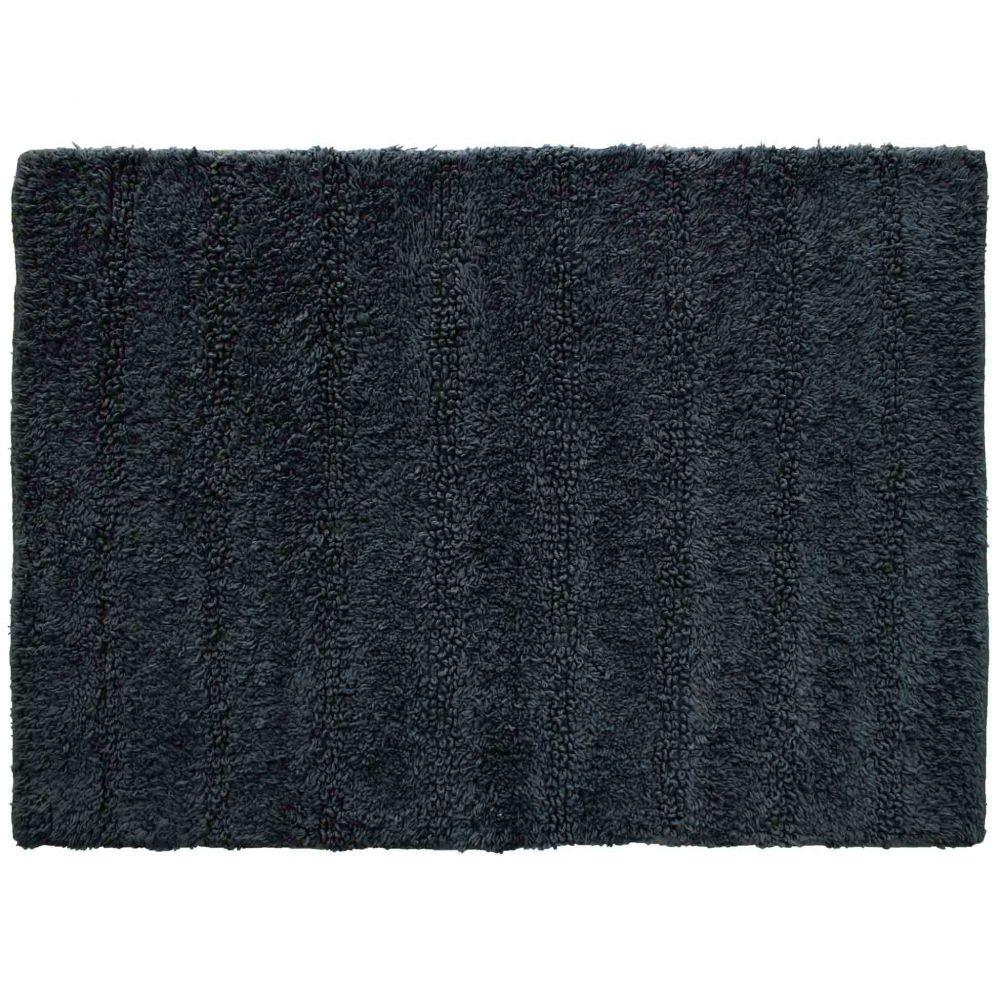 Tapis de bain - 50 x 70 cm - Essencia - Différents coloris : Couleur:Noir