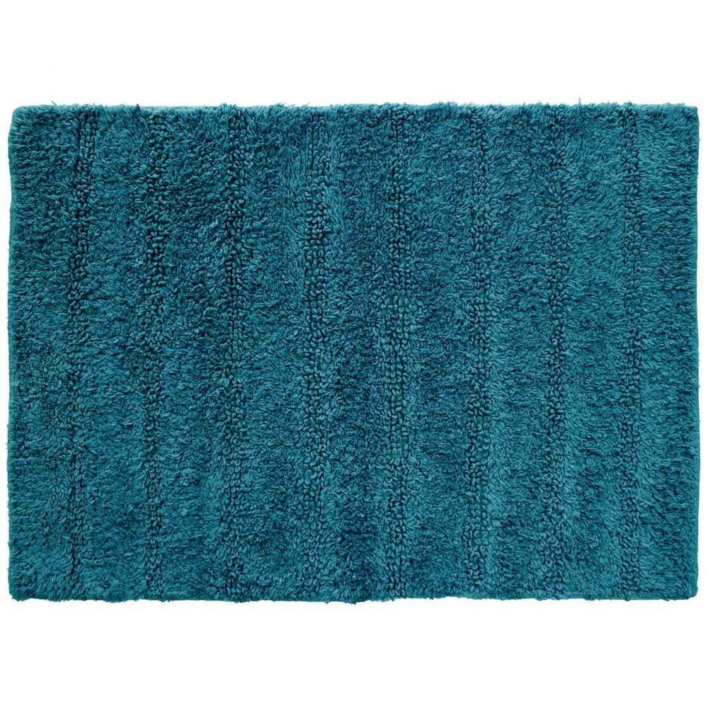 Tapis de bain - 50 x 70 cm - Essencia - Différents coloris : Couleur:Pétrole