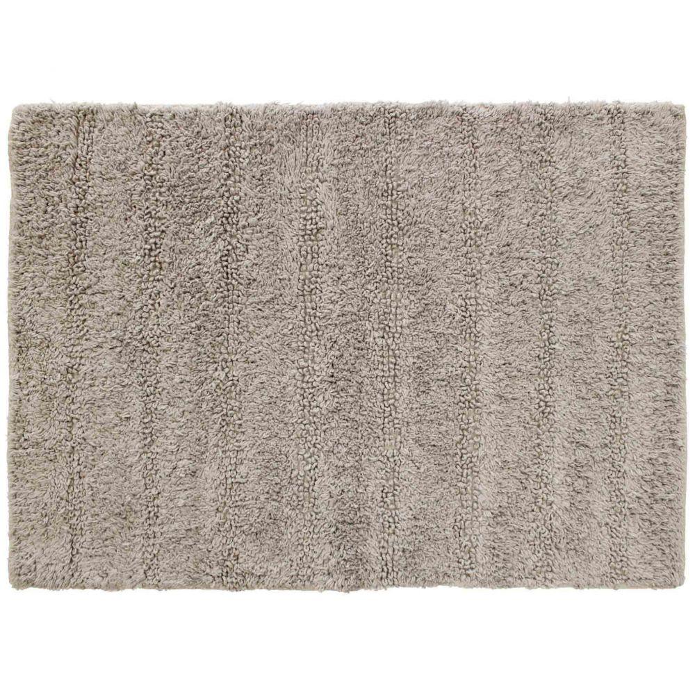 Tapis de bain - 50 x 70 cm - Essencia - Différents coloris : Couleur:Taupe
