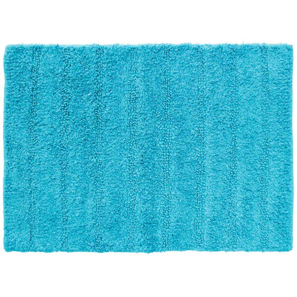 Tapis de bain - 50 x 70 cm - Essencia - Différents coloris : Couleur:Turquoise