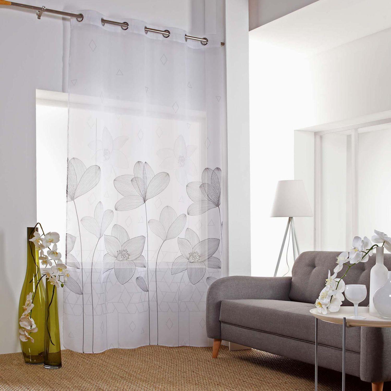 Panneau voile - Oeillets - 140 x 240 cm - Felicity