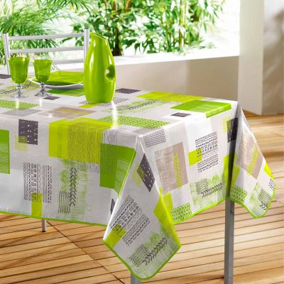 Nappe - Toile cirée - Rectangle - 140 x 240 cm - Carrea - Différents coloris