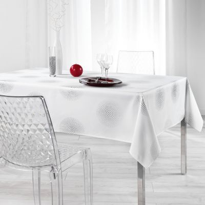 Nappe anti-tache - Rectangle - 150 x 300 cm - Atome