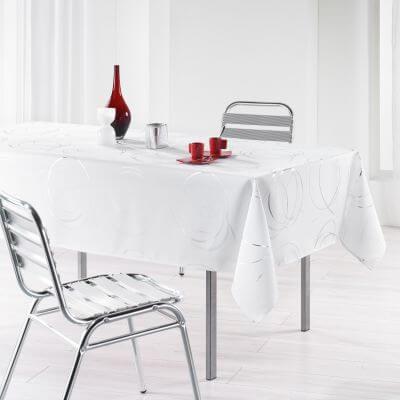 Nappe anti-tache - Rectangle - 150 x 240 cm - Bully - Différents coloris