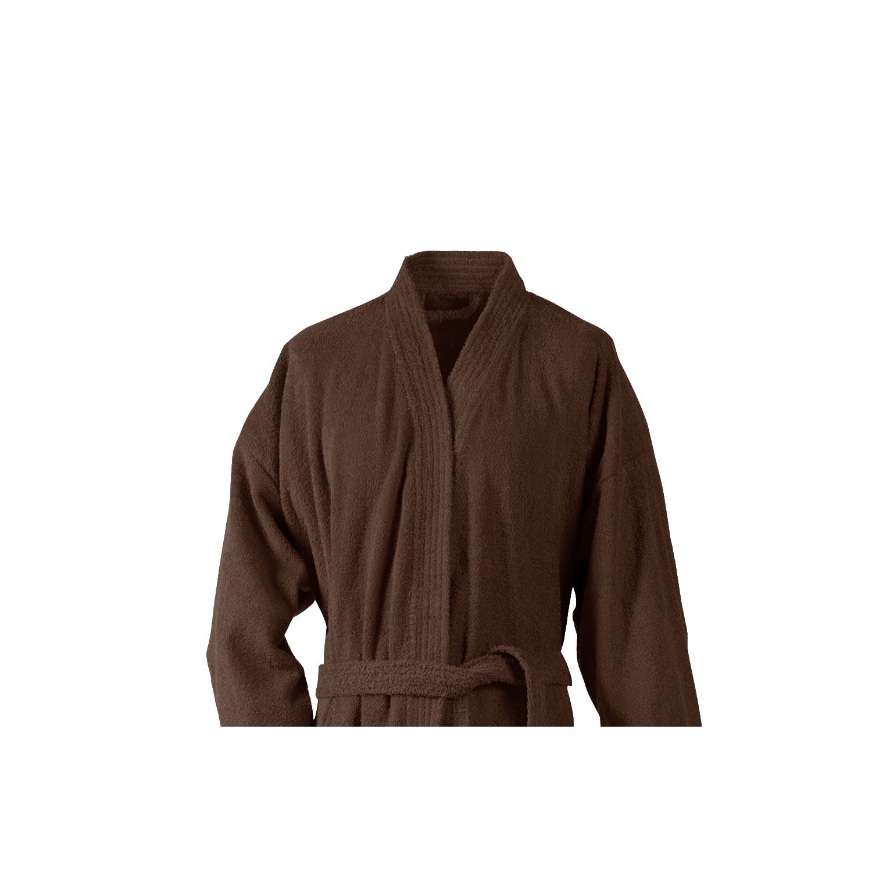 Peignoir adulte Taille XL - Kimono éponge