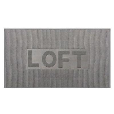 Tapis de bain - Jacquard - 50 x 80 cm - Coton - Loft