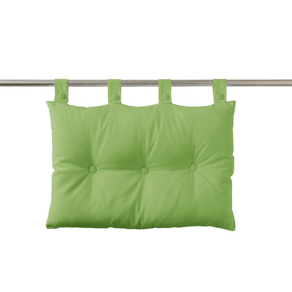 Tête de lit à pattes - 50 x 70 cm - uni Today : Couleur:Bambou
