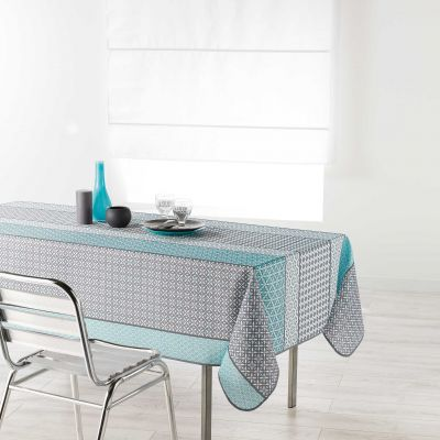 Nappe anti-tache - Rectangle - 150 x 200 cm - Damara - Différents coloris
