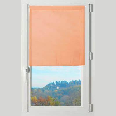 Rideau brise bise - 60 x 90 cm - Lisa - Différents coloris