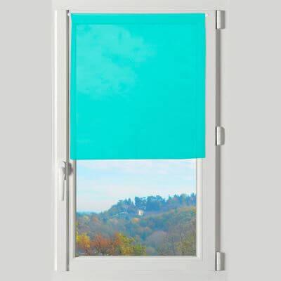 Rideau brise bise - 70 x 200 cm - Lisa - Différents coloris