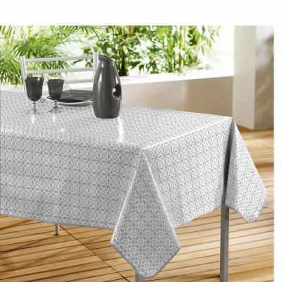 Nappe rectangle - Moderne graphique - 140 x 240 cm - PVC