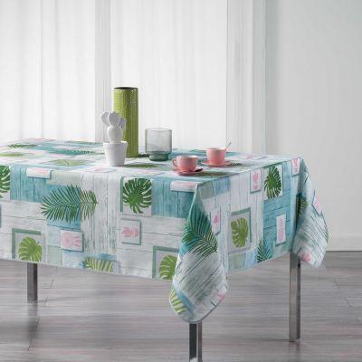 Nappe rectangle - Attrape-rêves et palmier - 150 x 240 cm - Polyester