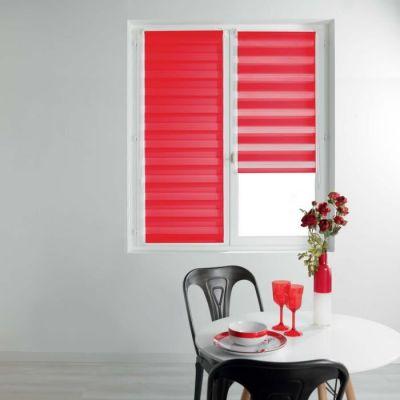 Store enrouleur - 60 x 180 cm - Jour / Nuit - Différents coloris