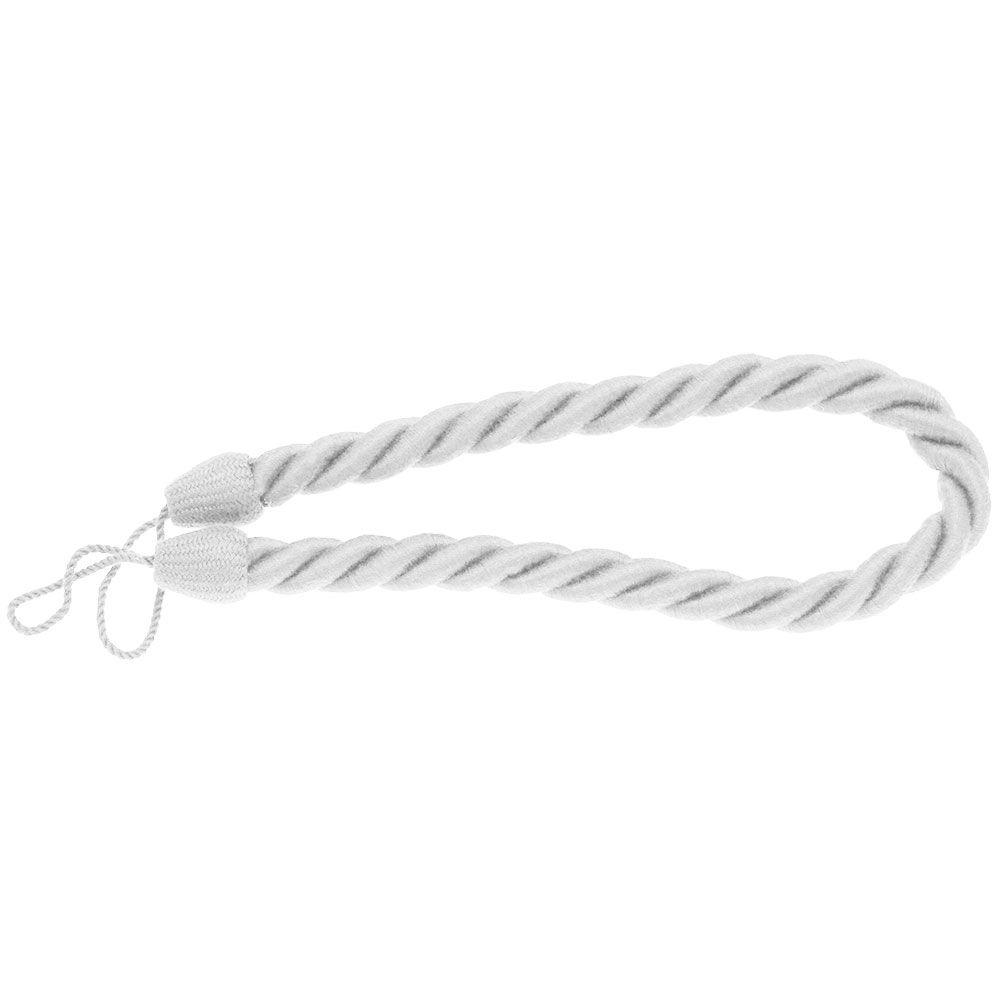 Embrasse Coton - 8 coul. : Couleur:Blanc