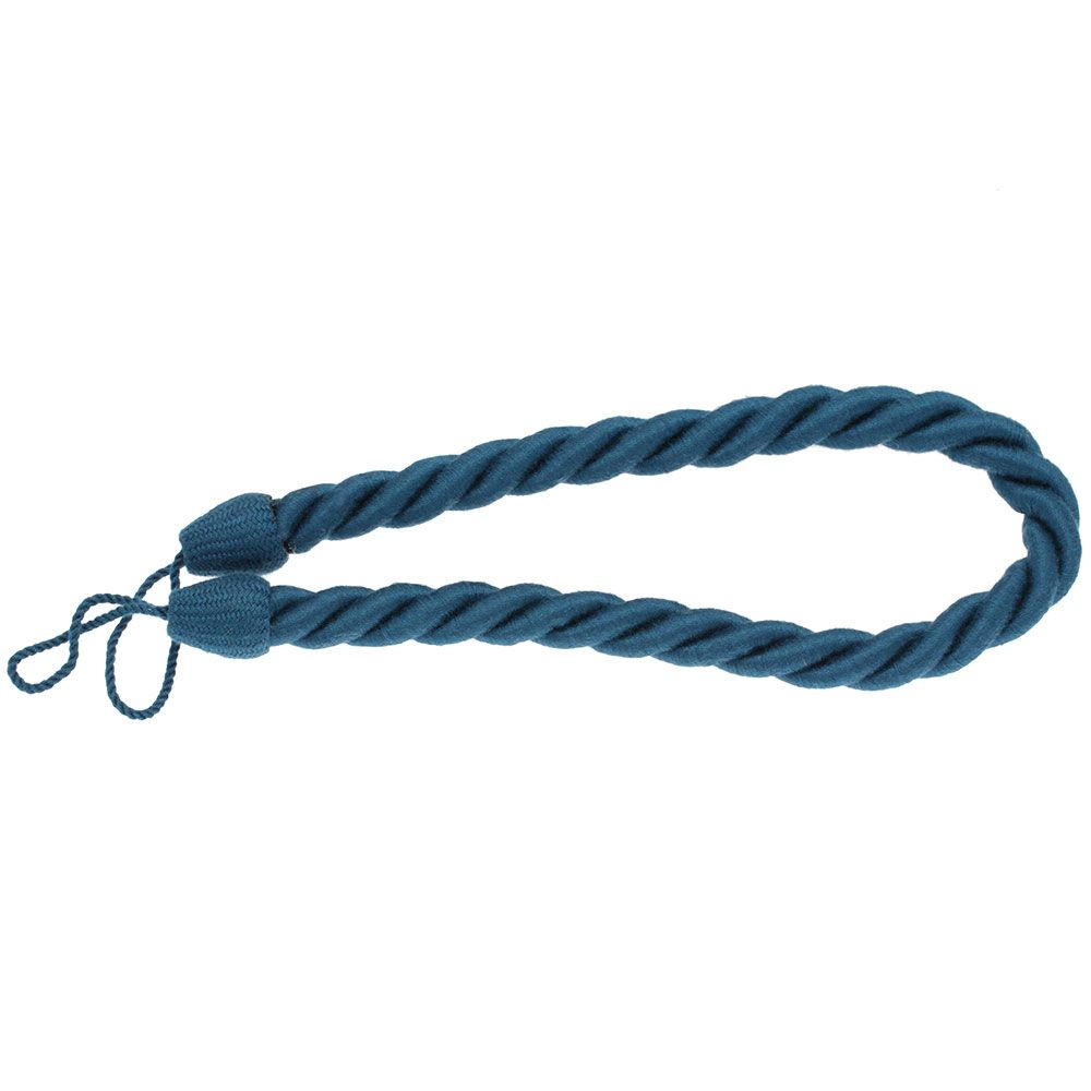 Embrasse Coton - 8 coul. : Couleur:Bleu