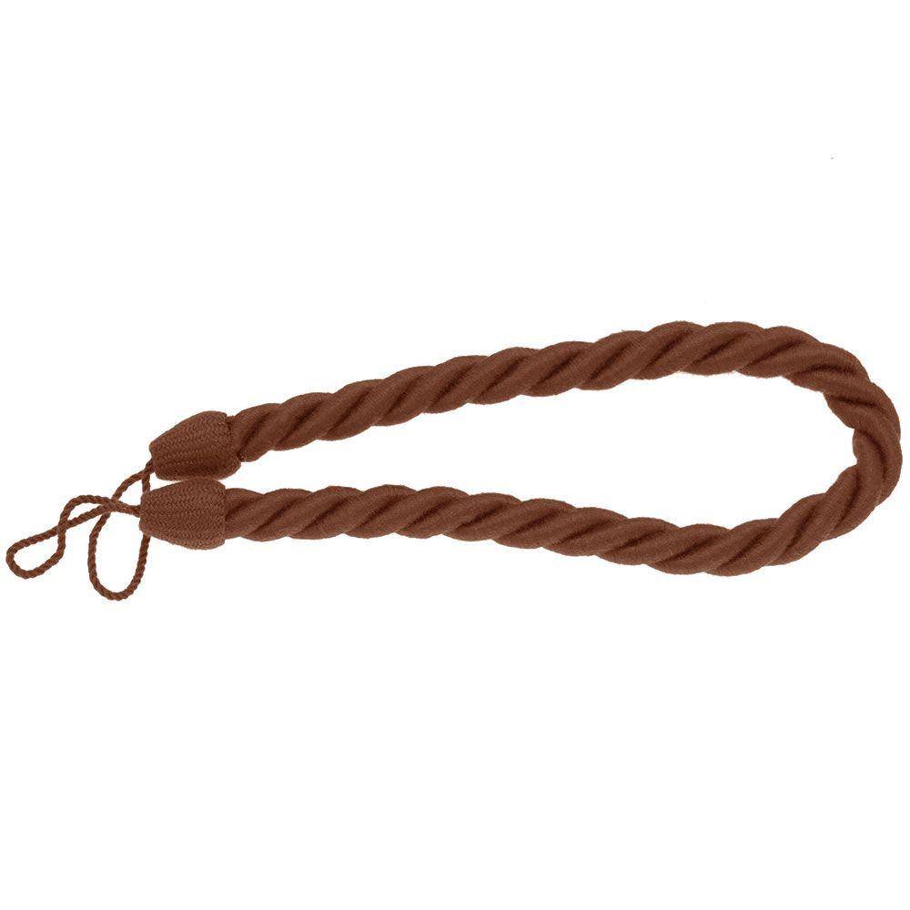 Embrasse Coton - 8 coul. : Couleur:Chocolat