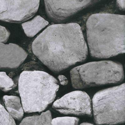 Rouleaux adhésif 45x200cm imitation pierre de parement type rocher