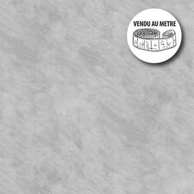 Toile cirée au mètre - Largeur 140 cm - Effet béton ciré - Gris