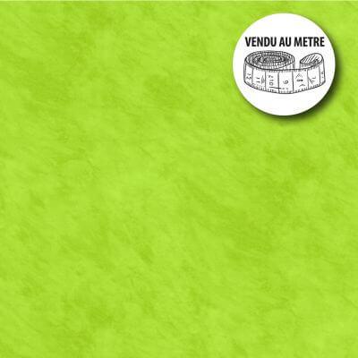 Toile cirée au mètre - Largeur 140 cm - Unie - Vert