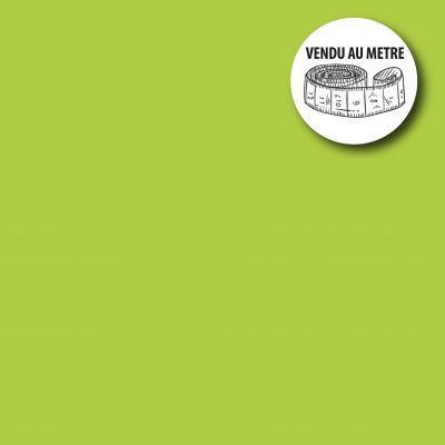 Toile cirée au mètre - Largeur 140 cm - Unie vert