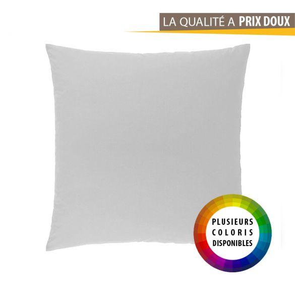 Taie d'oreiller carrée - 63 x 63 cm - Atmo - unie