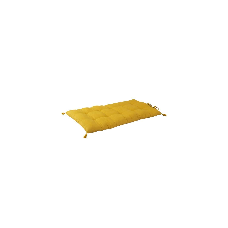 Banquette futon - 60 x 120 cm - Uni
