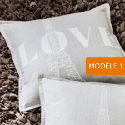 Coussin - 40 x 40 cm - Star - My love - Différents modèles