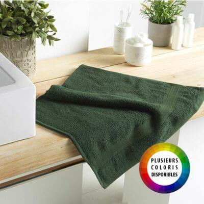Serviette de toilette - 500 gr/m² - 50 x 90 cm