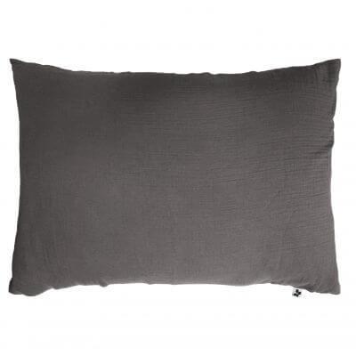Taie d'oreiller Gaze de coton 50 x 70 cm