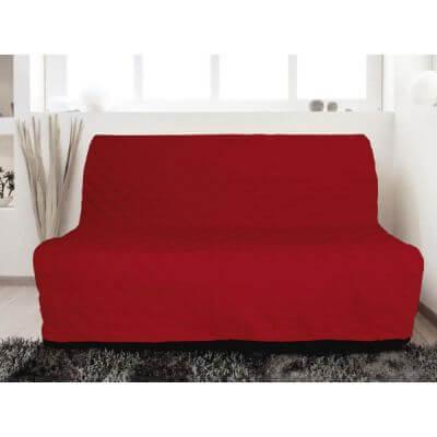 Housse matelassée pour canapé BZ - 140 x 204 cm - Différents coloris