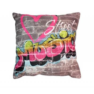 Coussin - 40 x 40 cm - Love...