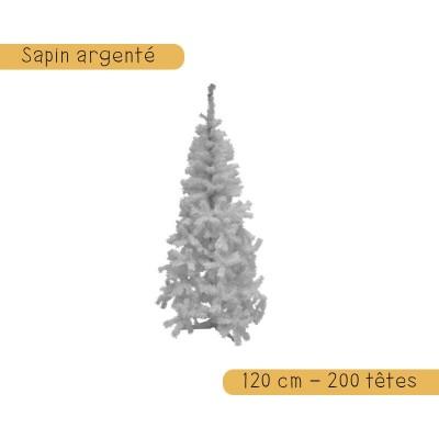 Sapin de Noël - 120 cm -...