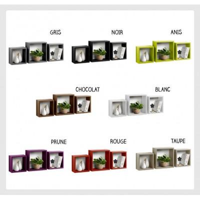 Set de 3 cubes gigognes -...