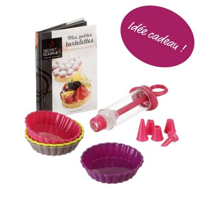 Coffret pour tartelettes +...