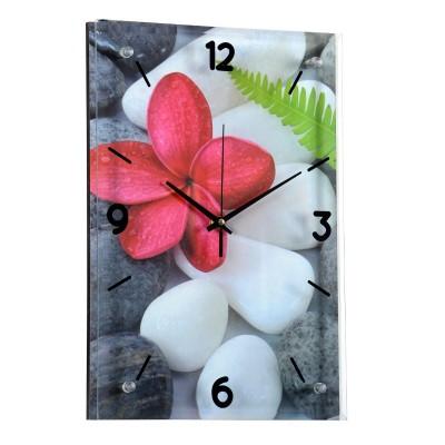 Horloge - Verre - 25 x 36...