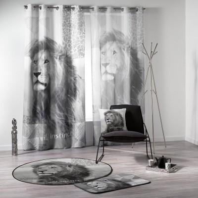 Coussin - 40 x 40 cm - Lion