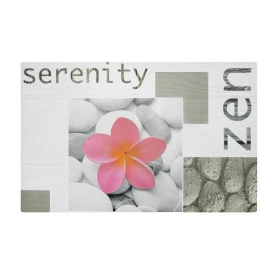 6 sets de table opaques - 28 x 43 cm - Serenity