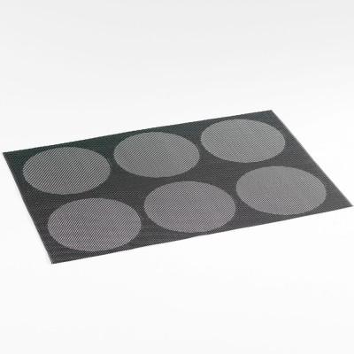 6 sets de table - 30 x 45 cm - PVC - Funny