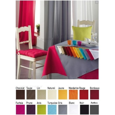 Nappe polyester rectangle...