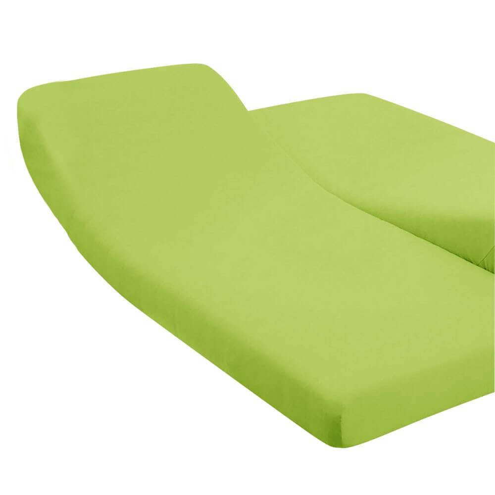 DH - 180 x 200 cm - pour lit articulé : Couleur:Vert