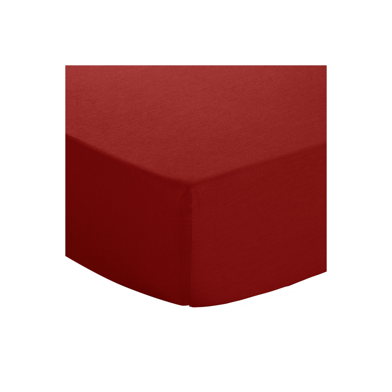 Drap housse - 80 x 190 cm - 100% coton - 57 fils - Kosy