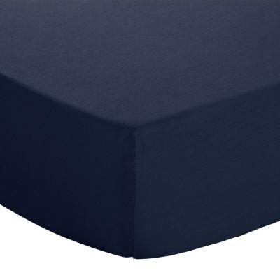 Drap housse - 160 x 200 cm - Jersey