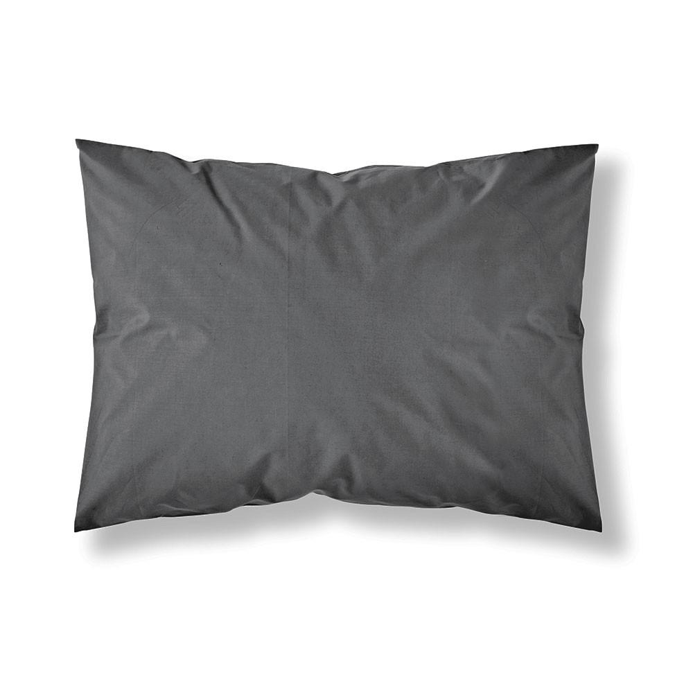 Taie d'oreiller rectangle - 50 x 70 cm - Différents coloris : Couleur:Canon de fusil