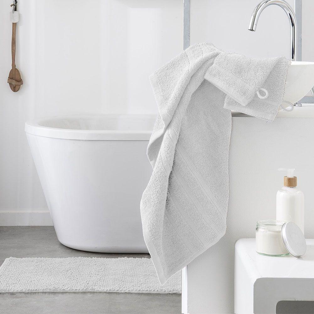 Serviette de toilette - 500 gr/m² - 50 x 90 cm - Today : Couleur:Chantilly