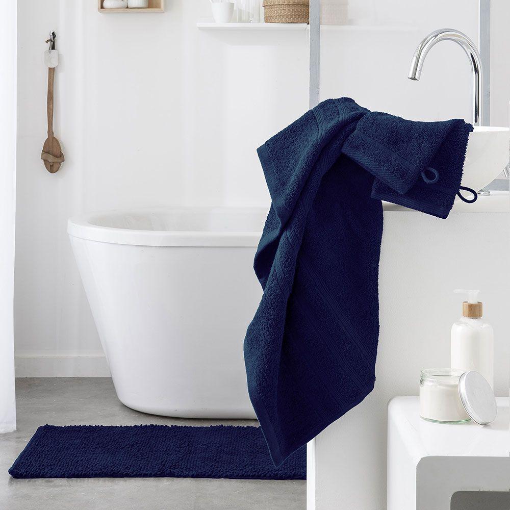 Serviette de toilette - 500 gr/m² - 50 x 90 cm - Today : Couleur:Ciel d'orage